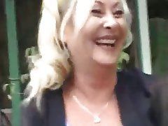 Blonde Hardcore Mature Old and Young