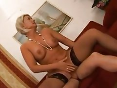 Big Boobs Italian Mature MILF Old and Young