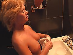 Big Boobs Mature MILF POV