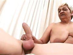 Big Boobs Creampie Granny Mature MILF