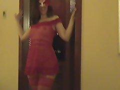 Amateur Lingerie Mature MILF Stockings