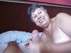 Big Boobs Blowjob Cumshot Granny Mature
