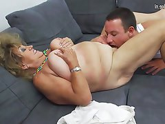 Big Boobs Granny Mature BBW Old and Young