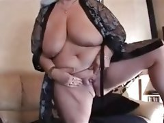 BBW Mature Big Boobs Granny Big Butts