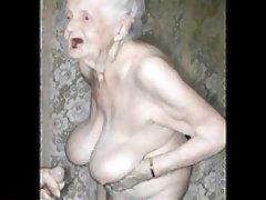 Amateur BBW Granny Mature
