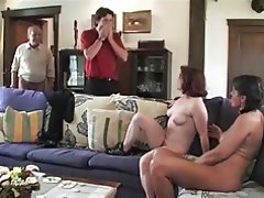 Granny Group Sex Hairy Mature Old and Young