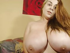 BBW Big Boobs Webcam
