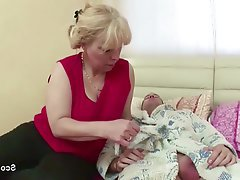 Big Boobs Mature MILF Old and Young Teen