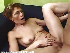 Cumshot Granny Mature MILF Old and Young