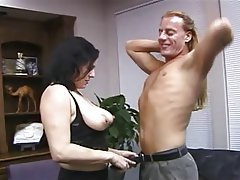 Hairy Mature MILF Old and Young
