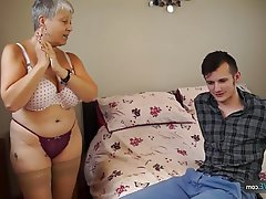 BBW Granny Mature Old and Young Chubby