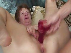 Big Nipples Granny Mature