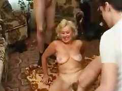 Hardcore Mature MILF Old and Young Russian