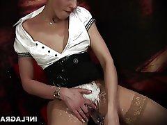 Masturbation MILF German Orgasm Wife