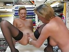Anal Lesbian Mature French Fisting