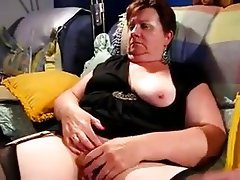 Amateur Masturbation Mature MILF Chubby
