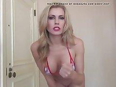 Femdom Bikini Big Tits MILF