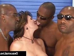 Hardcore Interracial Orgy Big Tits Big Black Cock