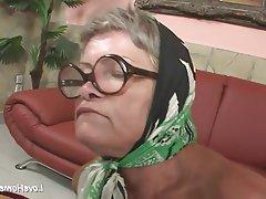 Amateur Blowjob Granny Homemade