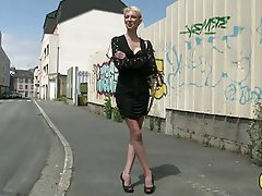 Anal French Mature MILF