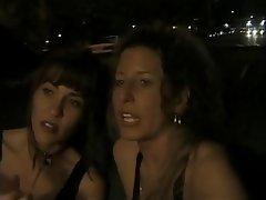 Lesbian MILF Brunette Big Boobs