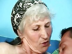 Hairy Mature MILF German Old and Young
