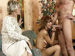 Group Sex Mature Old and Young