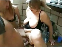 Amateur Mature German MILF Old and Young