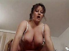 BBW Big Boobs Blowjob Mature
