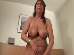 Mature Granny MILF Stockings