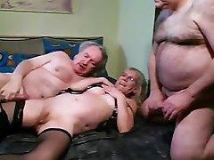 Bisexual Blonde Blowjob Mature