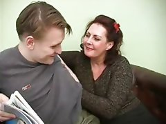 Big Boobs Cumshot Mature MILF Russian