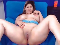 BBW Big Butts Big Boobs Masturbation