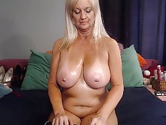 BBW Granny Mature MILF Webcam
