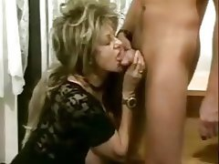 German Lingerie Mature MILF Stockings